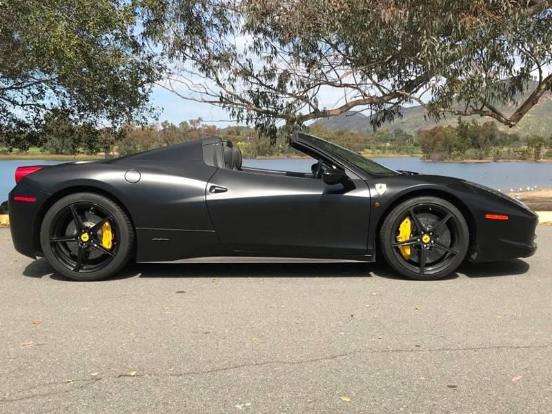 2013 Ferrari 458 Spider (image 6)