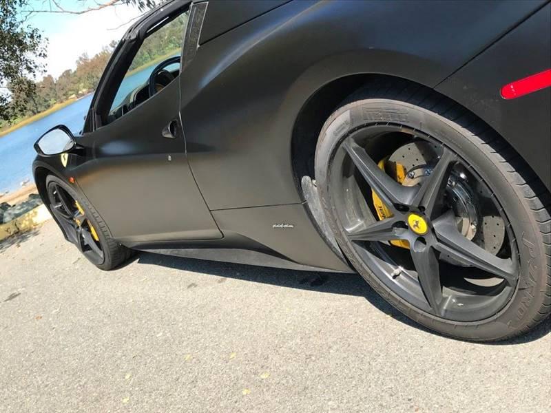 2013 Ferrari 458 Spider (image 19)