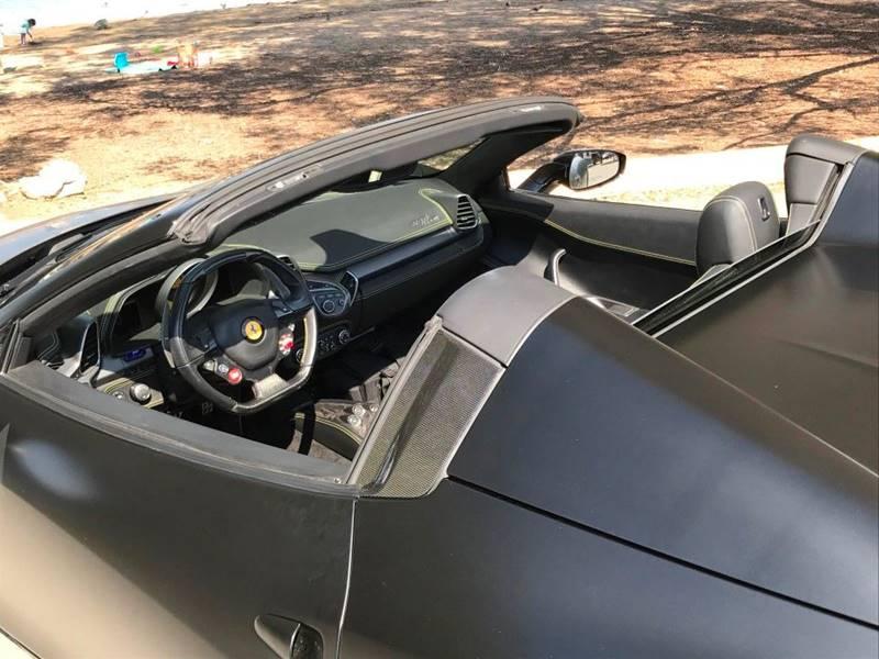 2013 Ferrari 458 Spider (image 22)