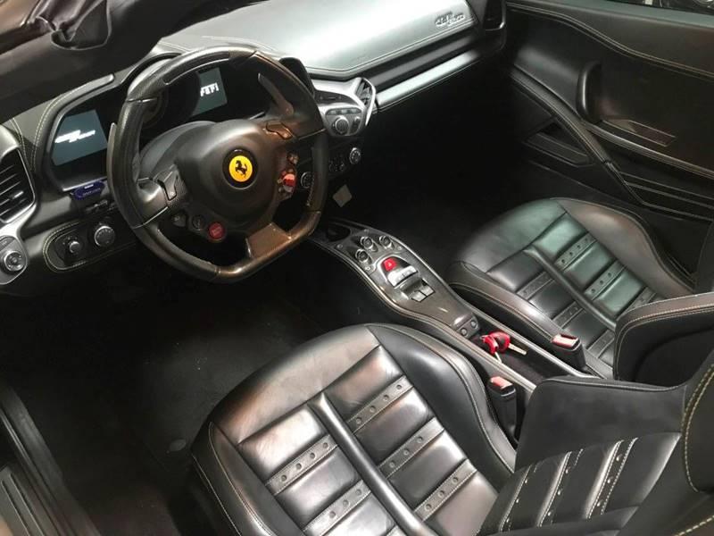 2013 Ferrari 458 Spider (image 25)