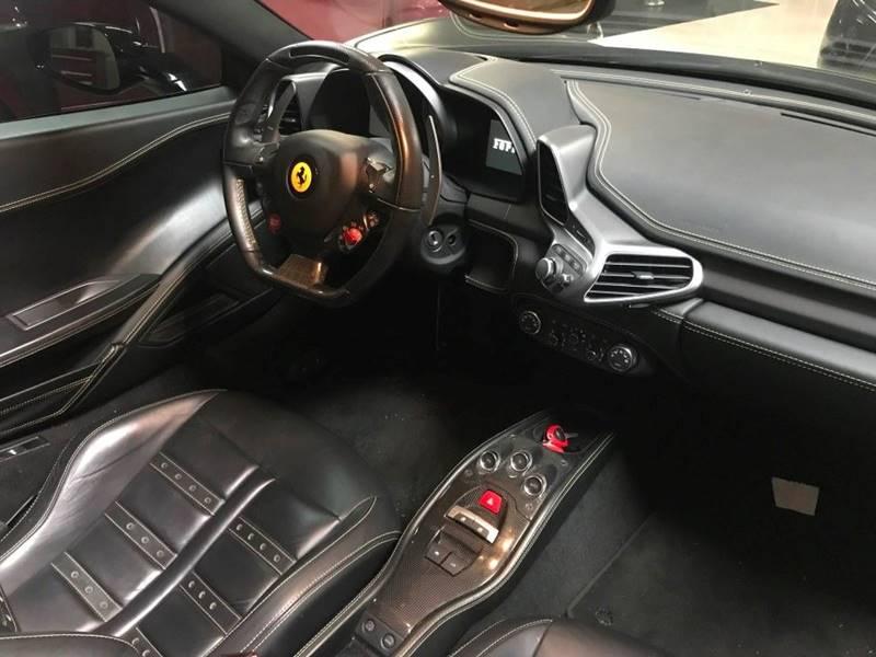 2013 Ferrari 458 Spider (image 35)