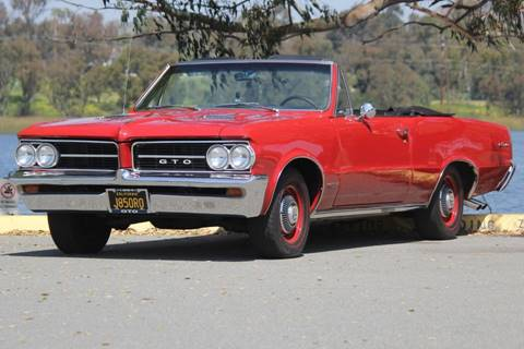 1964 Pontiac GTO for sale in San Diego, CA