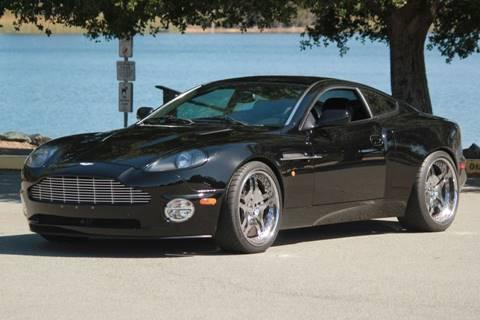 Used Aston Martin >> 2003 Aston Martin V12 Vanquish For Sale In San Diego Ca