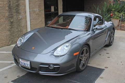San Diego Porsche >> 2007 Porsche Cayman For Sale In San Diego Ca