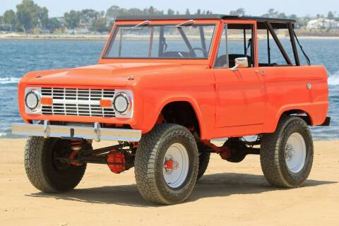 Used Ford Bronco For Sale In Naples Fl Carsforsale Com