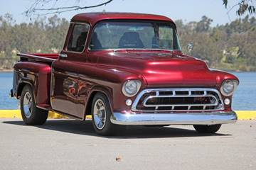 1957 Chevrolet 3100 for sale at Precious Metals in San Diego CA