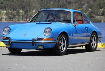1968 Porsche 911 for sale at Precious Metals in San Diego CA