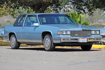 1986 Cadillac Fleetwood for sale at Precious Metals in San Diego CA