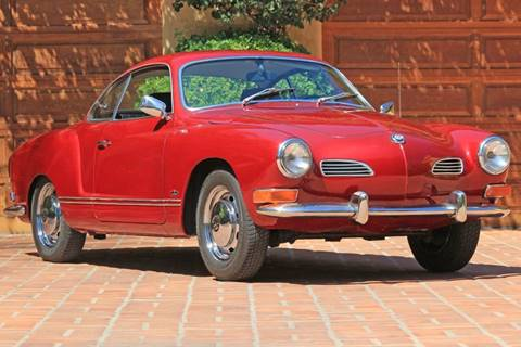 1970 Volkswagen Karmann Ghia for sale in San Diego, CA