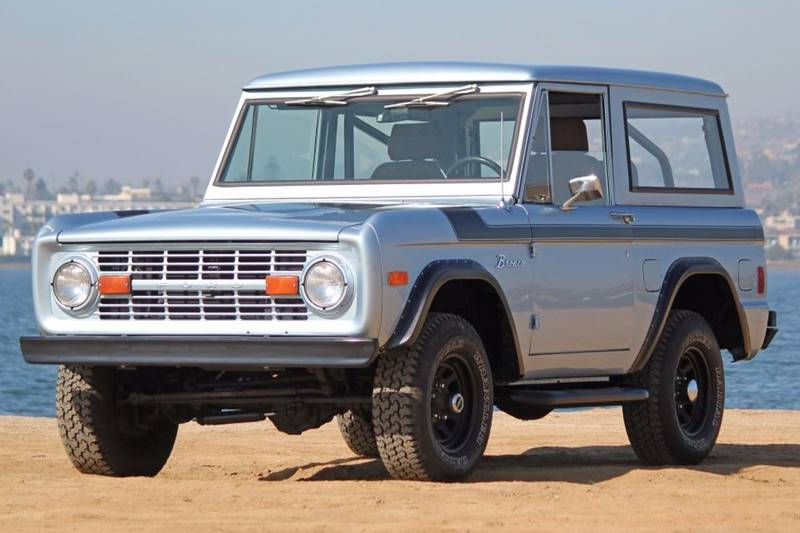 1977 Ford Bronco 1