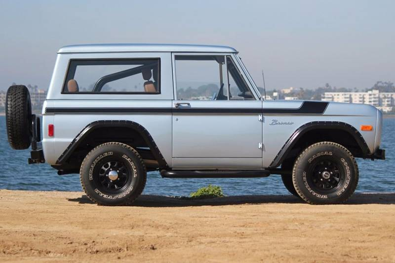 1977 Ford Bronco 3