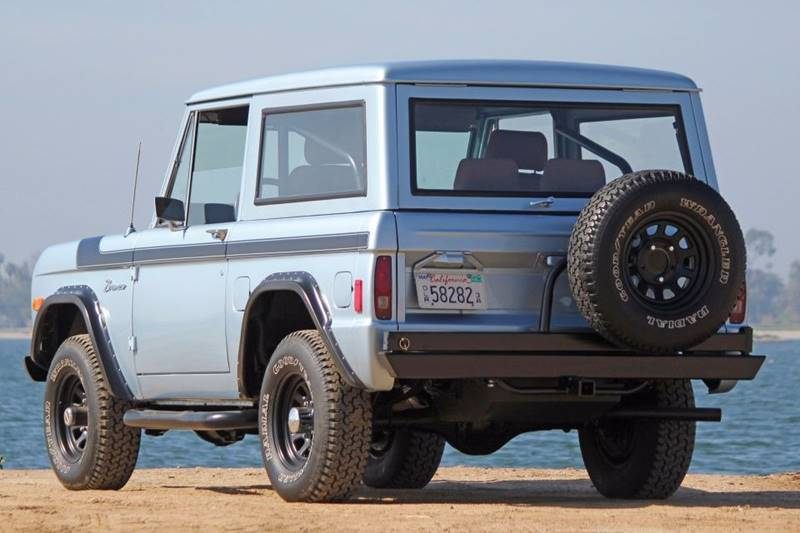 1977 Ford Bronco 4
