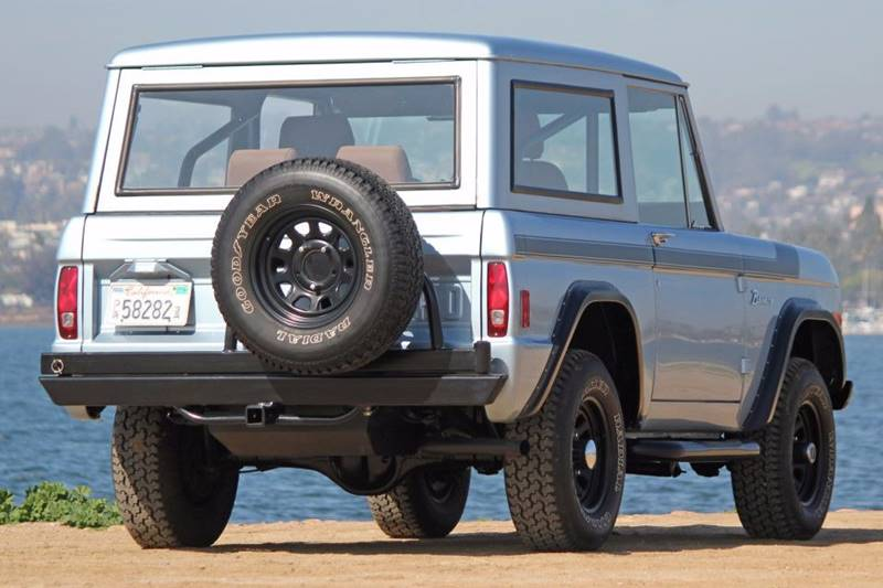 1977 Ford Bronco 5