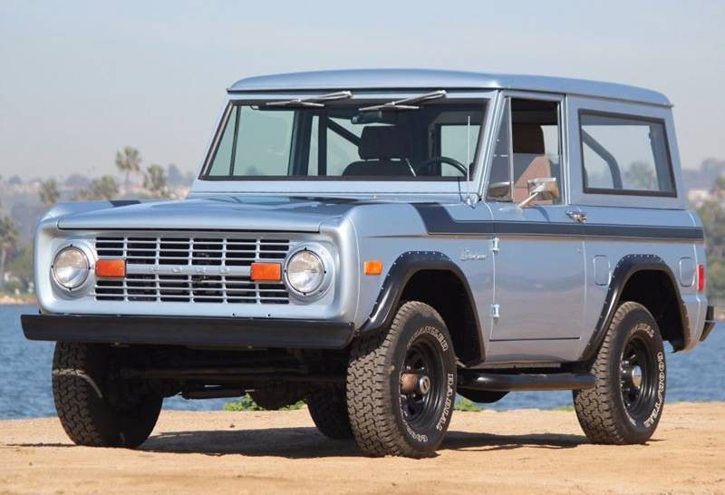 1977 Ford Bronco 6