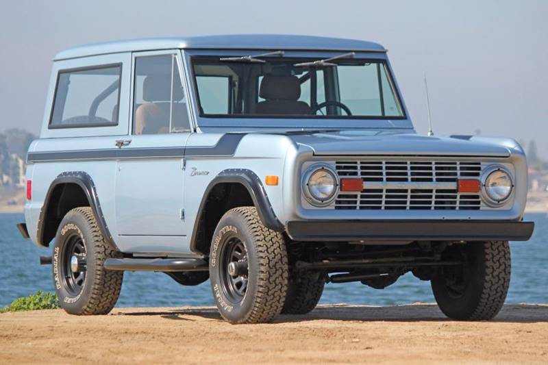 1977 Ford Bronco 7