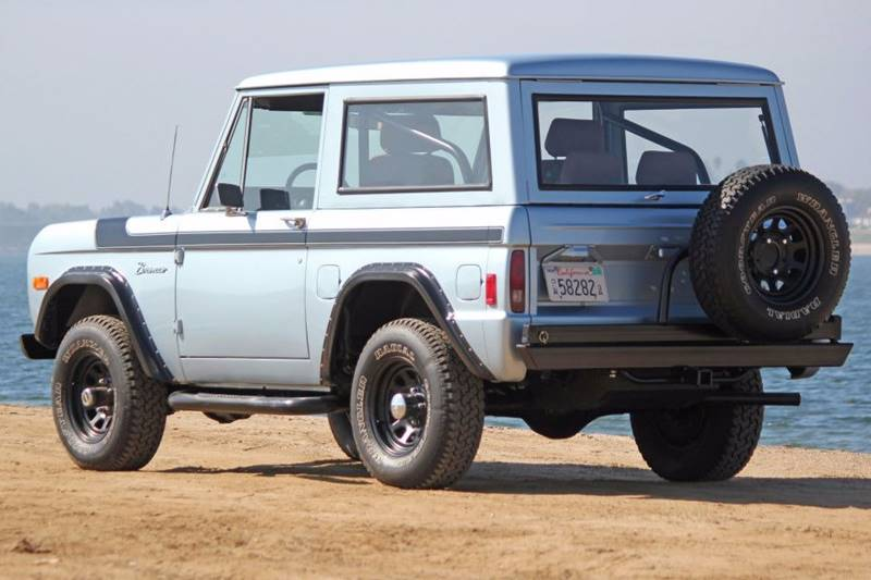 1977 Ford Bronco 8
