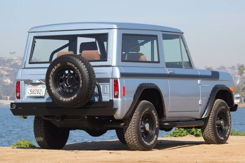 1977 Ford Bronco 9
