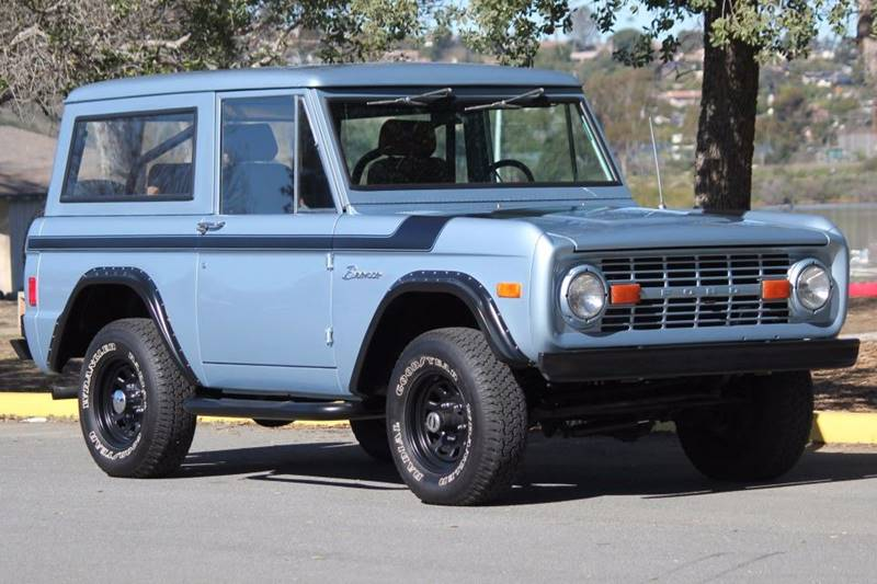 1977 Ford Bronco 10
