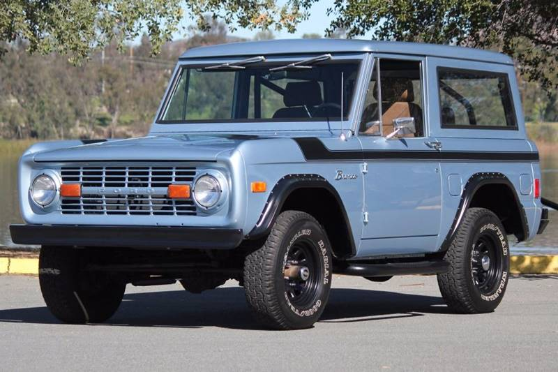 1977 Ford Bronco 11