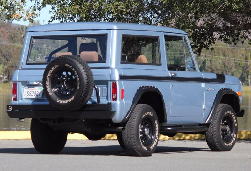 1977 Ford Bronco 12
