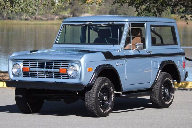 1977 Ford Bronco 14