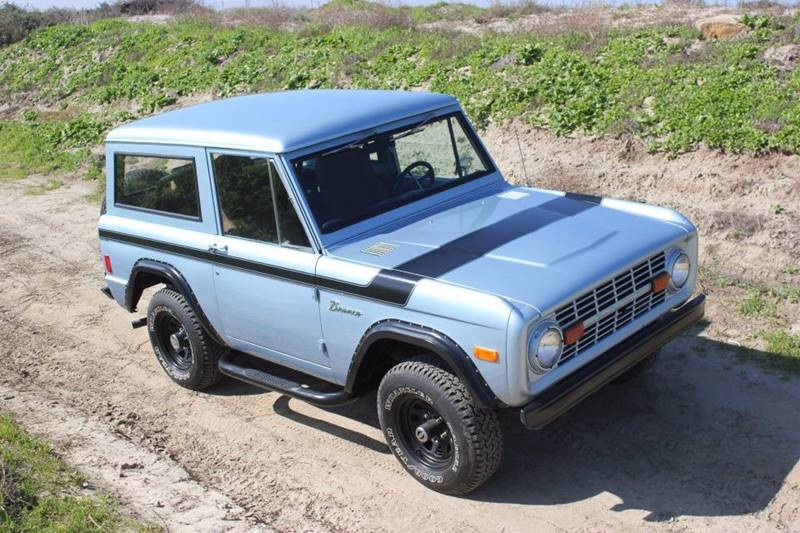 1977 Ford Bronco 16
