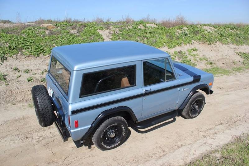 1977 Ford Bronco 17