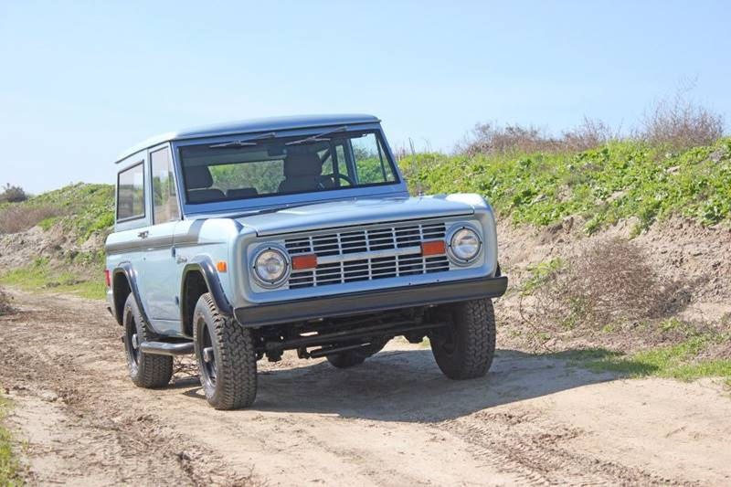 1977 Ford Bronco 18