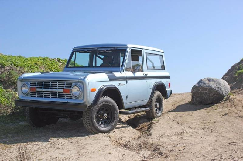 1977 Ford Bronco 20