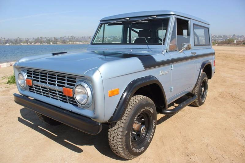 1977 Ford Bronco 22