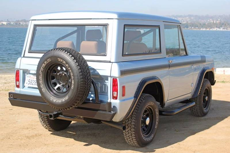 1977 Ford Bronco 23