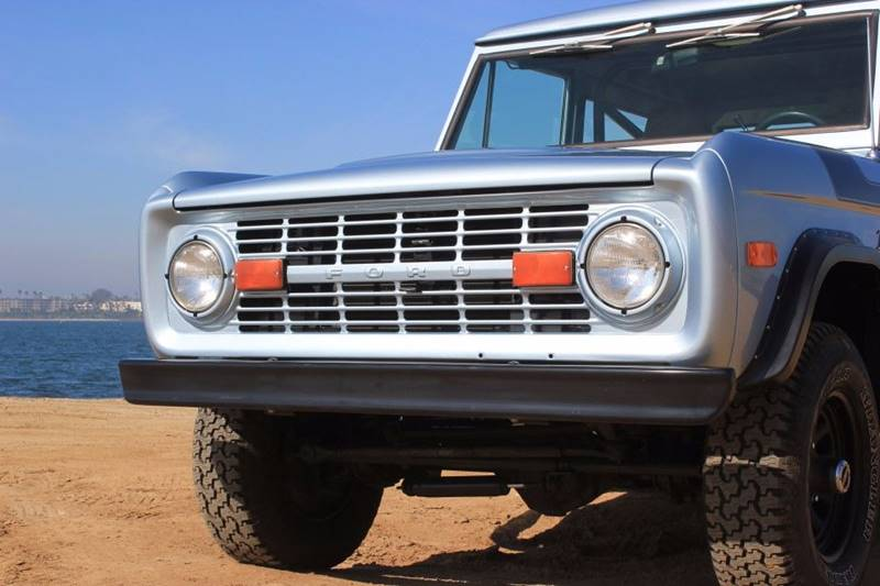 1977 Ford Bronco 24