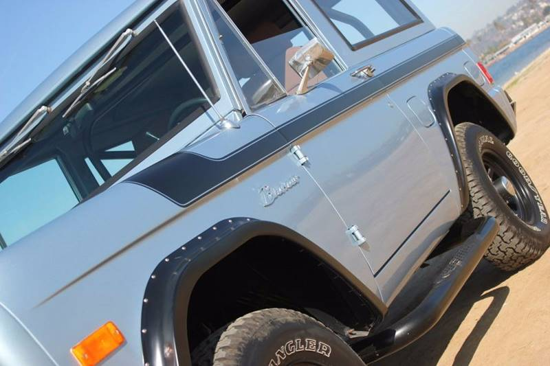 1977 Ford Bronco 26