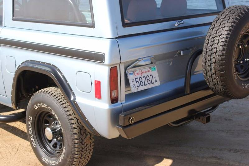 1977 Ford Bronco 46