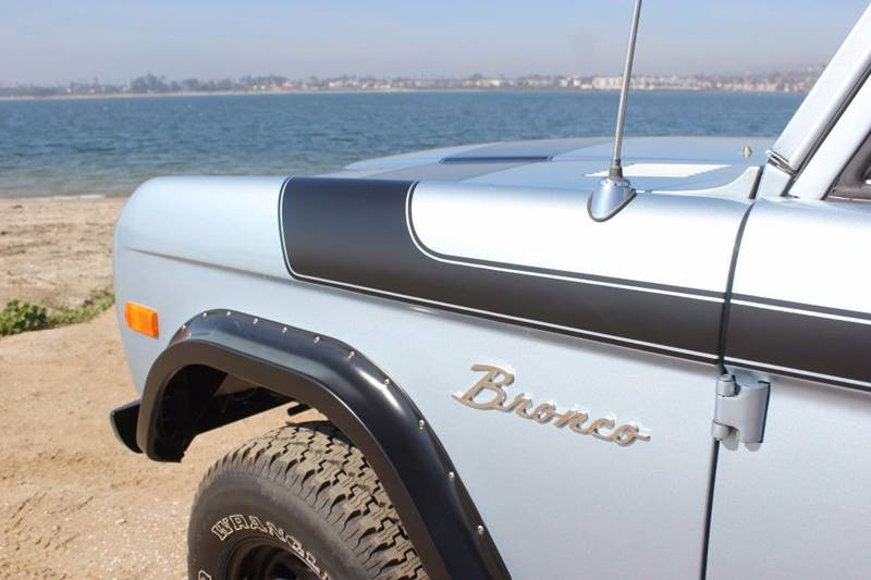 1977 Ford Bronco 47