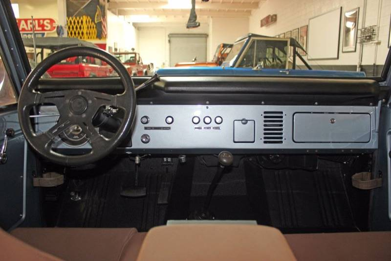1977 Ford Bronco 53
