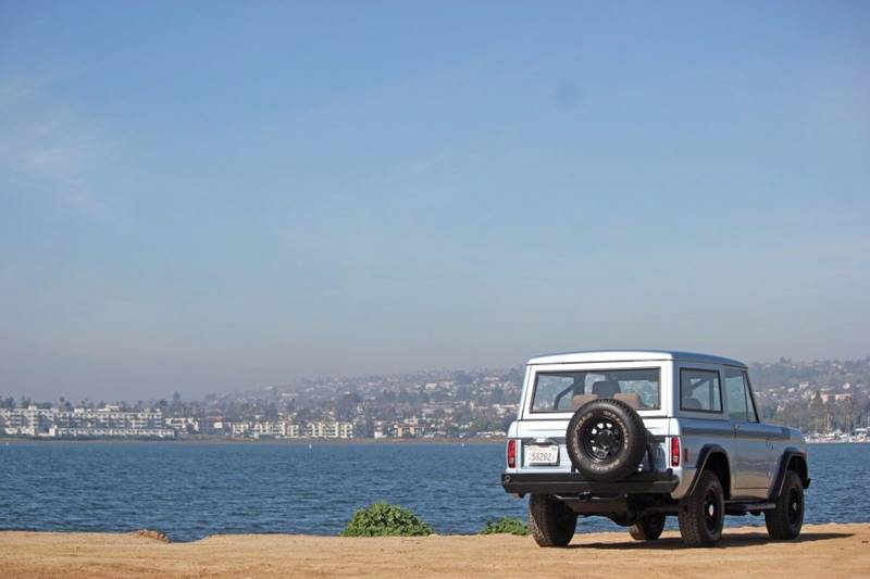 1977 Ford Bronco 70