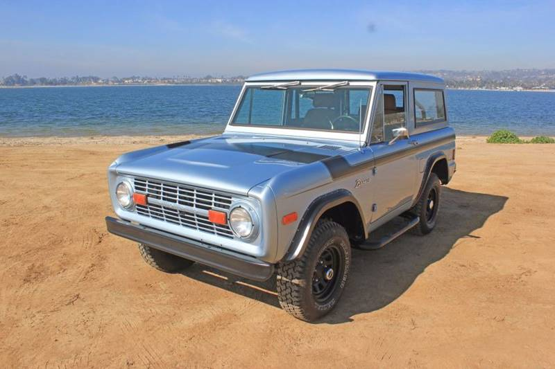 1977 Ford Bronco 72