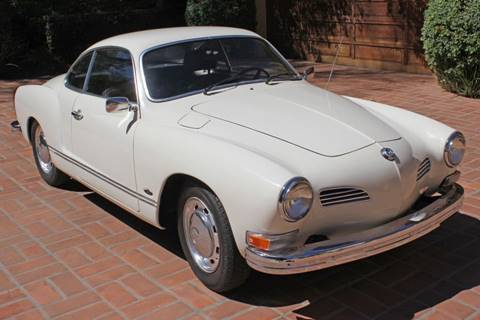 1972 Volkswagen Karmann Ghia for sale in San Diego, CA