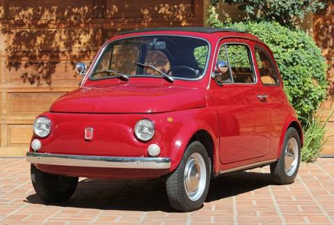 1963 Fiat 500 -- / 1100496018 - Find your car From all over the world