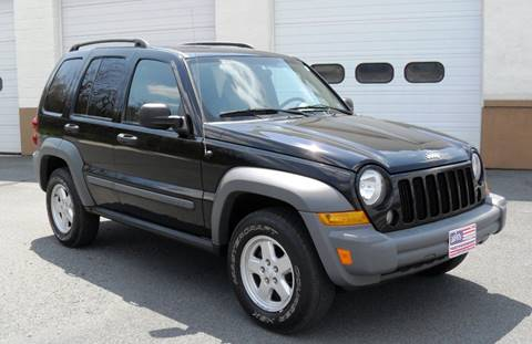 2006 Jeep Liberty for sale in Pottsville, PA