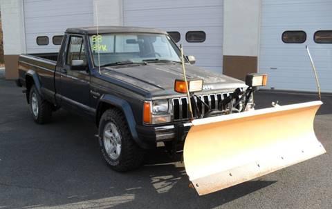 1988 Jeep Comanche for sale in Pottsville, PA