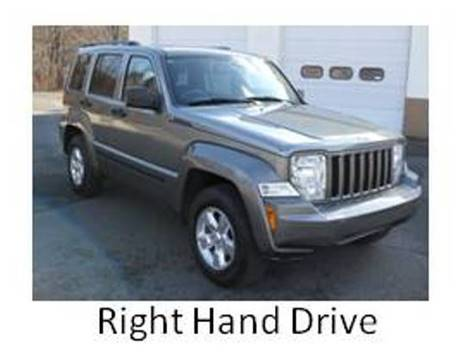 2012 Jeep Liberty for sale at Jay & T's Auto Sales in Pottsville PA