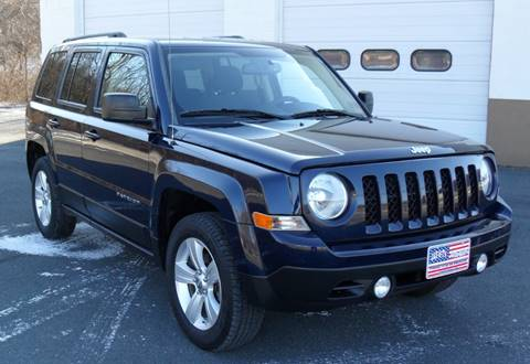 2012 Jeep Patriot for sale at Jay & T's Auto Sales in Pottsville PA