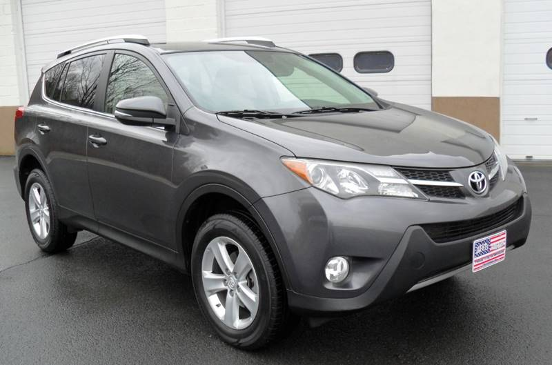 2013 Toyota RAV4 for sale at Jay & T's Auto Sales in Pottsville PA