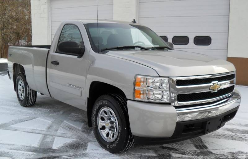 2007 Chevrolet Silverado 1500 for sale at Jay & T's Auto Sales in Pottsville PA