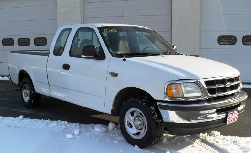 1998 Ford F-150 for sale at Jay & T's Auto Sales in Pottsville PA