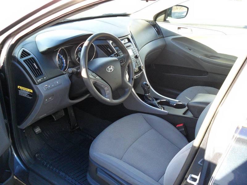 2013 Hyundai Sonata GLS 4dr Sedan - Pottsville PA