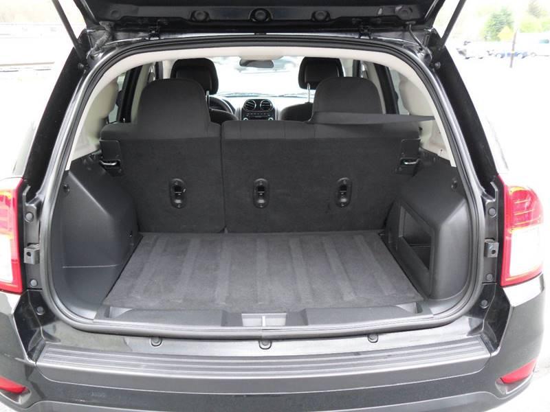 2013 Jeep Compass 4x4 Sport 4dr SUV - Pottsville PA