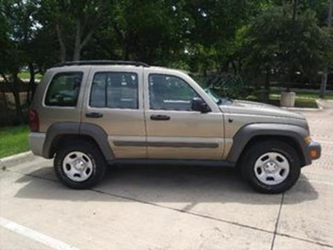 2007 Jeep Liberty for sale in Grapevine, TX